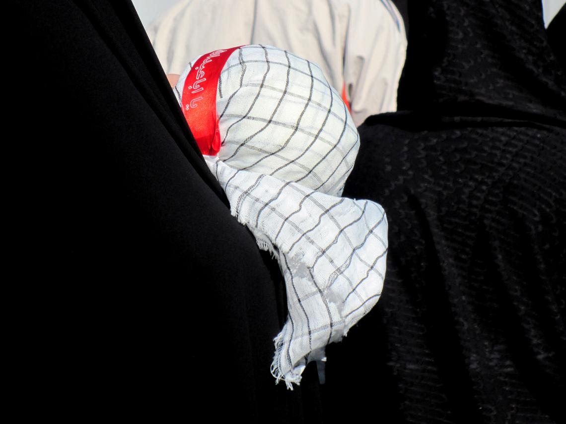 سوگواره چهارم-عکس 11-هانیه فیروزآبادی-آیین های عزاداری