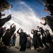سوگواره پنجم-عکس 17-مرتضی فیض-پیاده روی اربعین از نجف تا کربلا