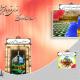 سوگواره دوم-پوستر 50-جواد غدیری-پوستر عاشورایی