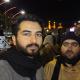 سوگواره دوم-عکس 13-مصطفی امیری-پیاده روی اربعین از نجف تا کربلا
