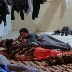 سوگواره پنجم-عکس 4- -پیاده روی اربعین از نجف تا کربلا