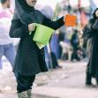 سوگواره پنجم-عکس 12-عباس ترخان-پیاده روی اربعین از نجف تا کربلا