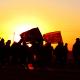 سوگواره دوم-عکس 6-محمد  آهنگر-پیاده روی اربعین از نجف تا کربلا
