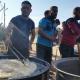 سوگواره پنجم-عکس 9-عطیه سادات موسوی -پیاده روی اربعین از نجف تا کربلا