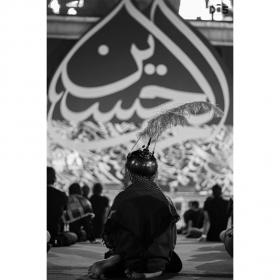 نهمین سوگواره عاشورایی عکس هیأت-دانیال صابری-مجالس احیای امر اهلالبیت علیهمالسلام