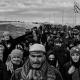 سوگواره چهارم-عکس 1-عطا رنجبر زیدانلو-پیاده روی اربعین از نجف تا کربلا