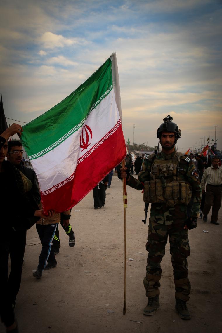 سوگواره چهارم-عکس 37-محمد رضا میثمی-پیاده روی اربعین از نجف تا کربلا