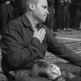 هشتمین سوگواره عاشورایی عکس هیأت-مجید عرب-بخش اصلی-سوگواری بر خاندان عصمت(ع)