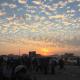 سوگواره چهارم-عکس 1-علیرضا غفوری-پیاده روی اربعین از نجف تا کربلا