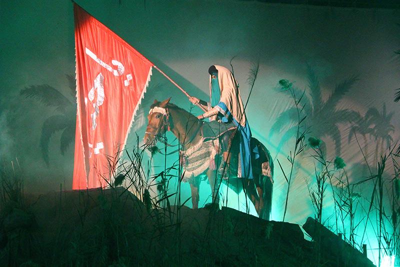 سوگواره چهارم-عکس 47-علی دوست-آیین های عزاداری
