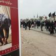 سوگواره سوم-عکس 4-سید محمد حسین صداقت کشفی-پیاده روی اربعین از نجف تا کربلا
