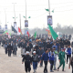 سوگواره چهارم-عکس 31-محمد علیپور شهیر-پیاده روی اربعین از نجف تا کربلا
