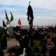 سوگواره چهارم-عکس 1-روح الله  خانیان ایوریق-پیاده روی اربعین از نجف تا کربلا