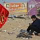 سوگواره چهارم-عکس 12-مسعود جعفری نژادان-پیاده روی اربعین از نجف تا کربلا