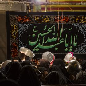 سوگواره پنجم-عکس 9-حمیدرضا  امیری متین-جلسه هیأت