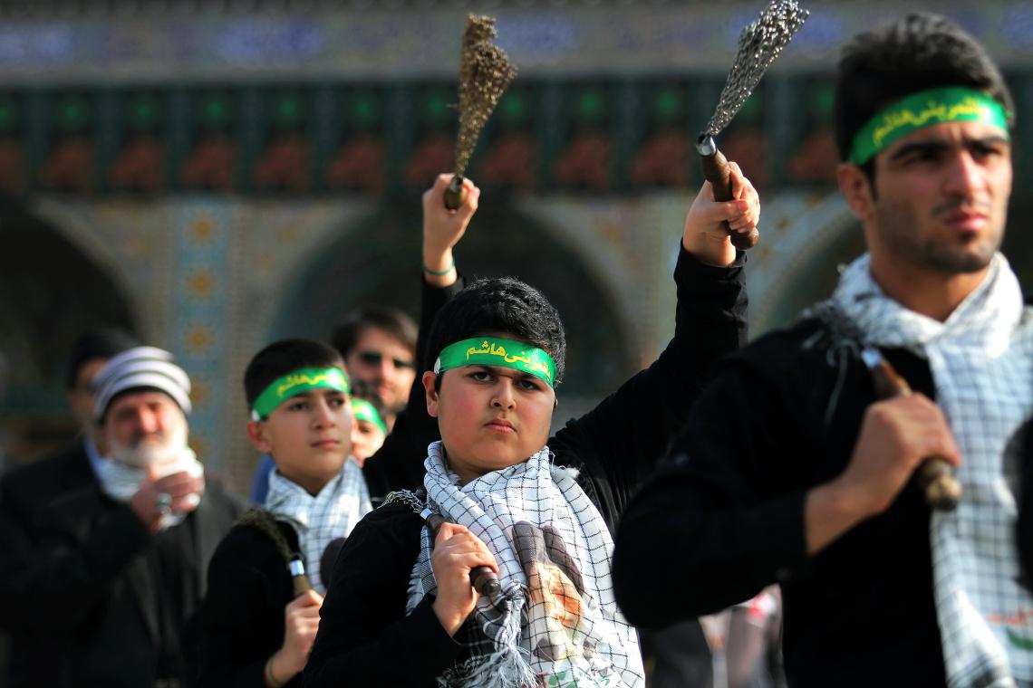 سوگواره سوم-عکس 18-محمدرضا  جباری-آیین های عزاداری