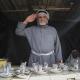 سوگواره پنجم-عکس 23-مسعود ماکاوند-پیاده روی اربعین از نجف تا کربلا