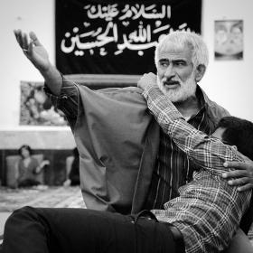 سوگواره سوم-عکس 24-حسین استوار -آیین های عزاداری