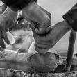 سوگواره پنجم-عکس 38-جواد پرست-پیاده روی اربعین از نجف تا کربلا