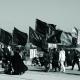 سوگواره پنجم-عکس 5-ساجده حسینی یکتا-پیاده روی اربعین از نجف تا کربلا