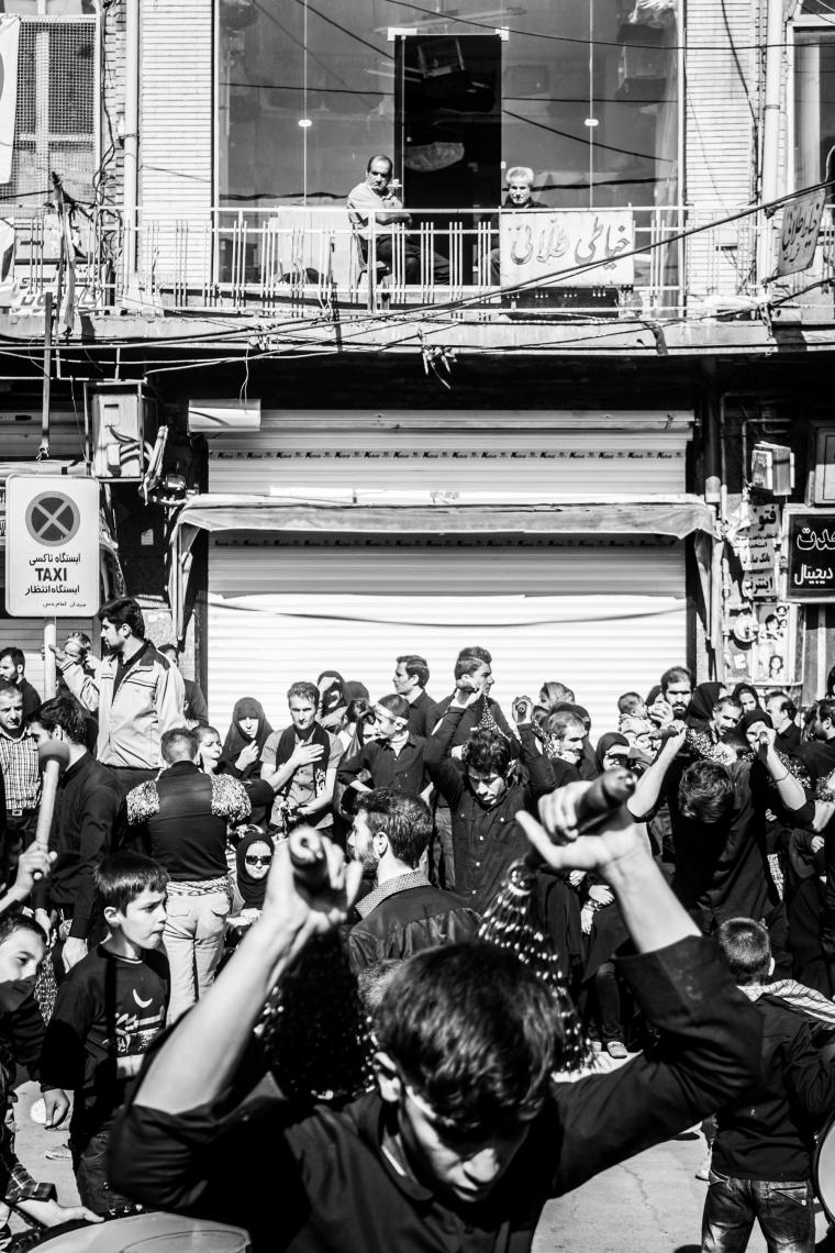 سوگواره چهارم-عکس 18-محمدمهدی فتحی-آیین های عزاداری