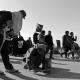 سوگواره پنجم-عکس 6-مصطفی عبیداوی-پیاده روی اربعین از نجف تا کربلا