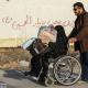 سوگواره سوم-عکس 50-روح اله پورسامانی-پیاده روی اربعین از نجف تا کربلا