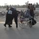 سوگواره سوم-عکس 1-محمد باقر خدامی-پیاده روی اربعین از نجف تا کربلا
