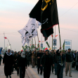 سوگواره پنجم-عکس 42-سعید کرمی-پیاده روی اربعین از نجف تا کربلا