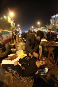 سوگواره پنجم-عکس 5-احسان مهدیان-پیاده روی اربعین از نجف تا کربلا