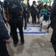 سوگواره پنجم-عکس 12-هادی دهقان بهابادی-پیاده روی اربعین از نجف تا کربلا