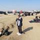 سوگواره چهارم-عکس 27-سیدمحسن سجادی-پیاده روی اربعین از نجف تا کربلا
