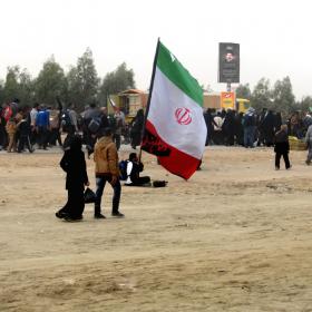 سوگواره سوم-عکس 21-میلاد رنجبر-پیاده روی اربعین از نجف تا کربلا