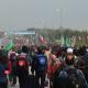 سوگواره پنجم-عکس 4-ساجده اسد اله پور-پیاده روی اربعین از نجف تا کربلا