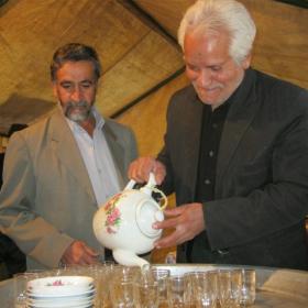 سوگواره دوم-عکس 3-ابوالفضل کرمانی نسب-جلسه هیأت قدمی و کهن