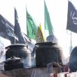 سوگواره سوم-عکس 7-محمدرضا زندشهری قمی-پیاده روی اربعین از نجف تا کربلا