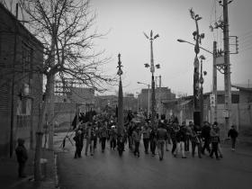سوگواره سوم-عکس 8-حسین آذر-آیین های عزاداری