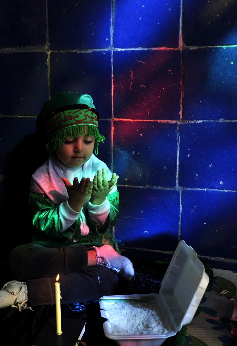 سوگواره سوم-عکس 4-کیومرث خوشبین فر-آیین های عزاداری