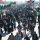 سوگواره سوم-عکس 4-عبدالحسین کرمی راد-پیاده روی اربعین از نجف تا کربلا