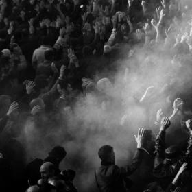 سوگواره دوم-عکس 7-نسرین تاران-پیاده روی اربعین از نجف تا کربلا