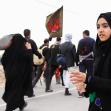 سوگواره سوم-عکس 4-حمید اسماعیل زاده-پیاده روی اربعین از نجف تا کربلا