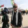 سوگواره چهارم-عکس 6-رضا وحدت-پیاده روی اربعین از نجف تا کربلا