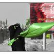 سوگواره سوم-عکس 10-سید مصطفی عطاری-پیاده روی اربعین از نجف تا کربلا