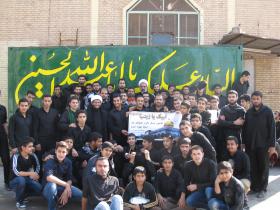 سوگواره دوم-عکس 8-حسین بهرام نژاد-جلسه هیأت یادبود