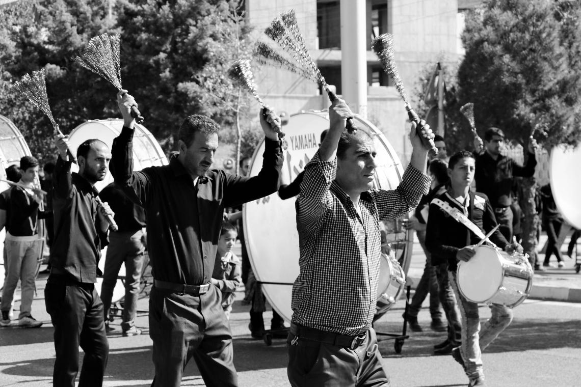 سوگواره پنجم-عکس 41-حسین رضائی سردره-جلسه هیأت