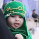 سوگواره سوم-عکس 1-امیر ورزدار-پیاده روی اربعین از نجف تا کربلا