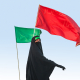 سوگواره پنجم-عکس 5-محمود صادقی-پیاده روی اربعین از نجف تا کربلا