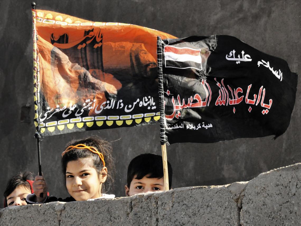سوگواره چهارم-عکس 25-حمید رضا حبیبی محب سراج-پیاده روی اربعین از نجف تا کربلا