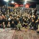 سوگواره پنجم-عکس 22-مسعود عطار-جلسه هیأت فضای بیرونی