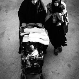 سوگواره چهارم-عکس 2-محمد رضا میثمی-پیاده روی اربعین از نجف تا کربلا
